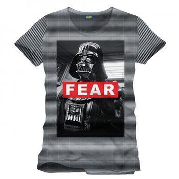 Star Wars - Vader Fear Kratka majica