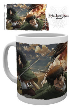 Attack on Titan (Shingeki no kyojin) - Scouts Krus