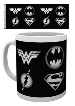 Krus DC Comics - Logos