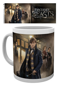 Fantastic Beasts And Where To Find Them - Group Stand Krus