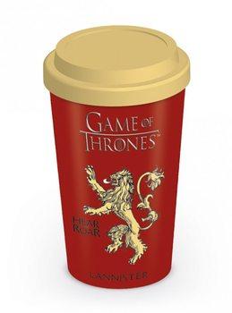 Game of Thrones - House Lannister Travel Mug Krus