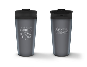 Game Of Thrones - I Drink And I Know Things Krus