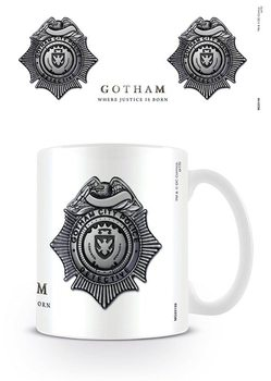 Gotham - GCPD Badge Krus