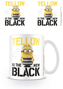 Grusomme mig 3 - Despicable Me - Yellow Is The New Black Krus