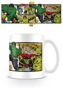 Marvel Retro - Hulk Panels Krus