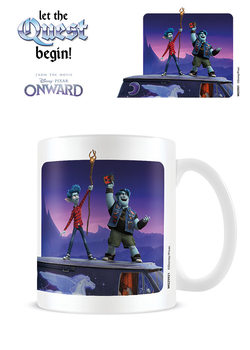 Onward (Fremad) - Let The Quest Begin! Krus
