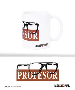 Kopp Papirhuset (La Casa De Papel) - Glasses