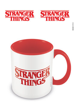 Stranger Things - Logo Krus