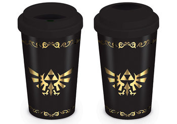 TRAVEL Mug - The Legend Of Zelda - Triforce Krus