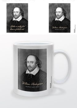 William Shakespeare - Witty Quote Krus