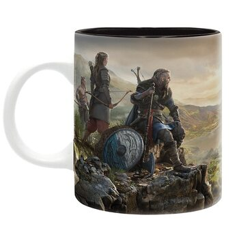Kubek Assassin's Creed: Valhalla - Landscape
