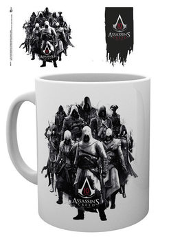 Assassins Creed - 10 Years Kubek