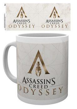 Assassins Creed Odyssey - Logo Kubek