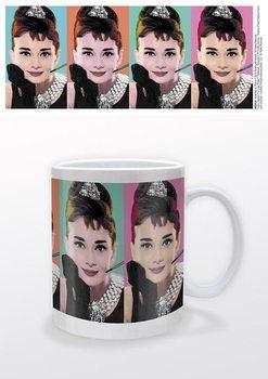 Audrey Hepburn - Pop Art Kubek