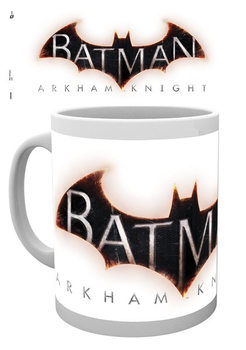 Batman Arkham Knight - Logo Kubek