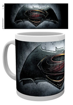 Batman v Superman: Dawn of Justice - Logo Kubek