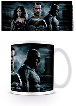 Batman v Superman: Dawn of Justice - Trio Kubek