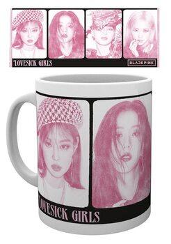 Kubek Black Pink - Love Sick Girls