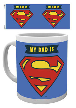 DC Comics - My Dad Is Superman Kubek