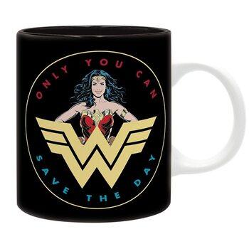 Kubek DC Comics - retro Wonder Woman