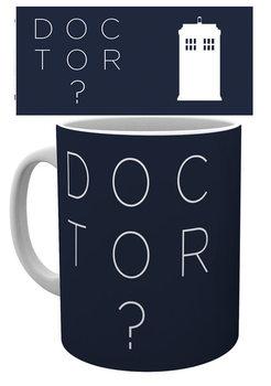 Kubek Doctor Who - Doctor Who Type