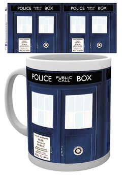 Doctor Who - Tardis Kubek