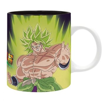 Dragon Ball - Broly Goku Vegeta Kubek
