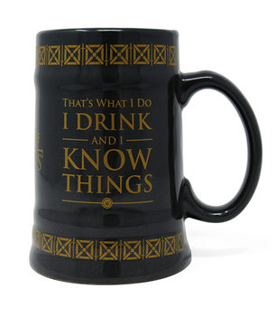 Gra o tron - Drink & Know Things Kubek