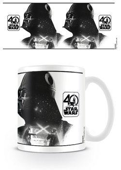Gwiezdne wojny - Darth Vader (40th Anniversary) Kubek