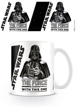 Gwiezdne wojny - The Force is Strong Kubek