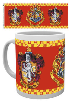 Harry Potter - Gryffindor Herb Kubek