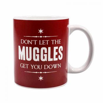 Harry Potter - Muggles Get Down Kubek