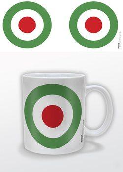 Italian Target Kubek