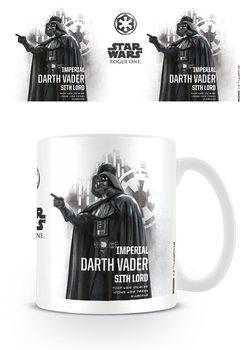 Lotr 1. Gwiezdne wojny: historie - Darth Vader Profile Kubek