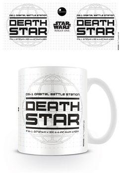 Lotr 1. Gwiezdne wojny: historie - Death Star Kubek