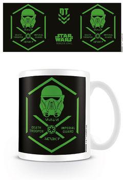 Lotr 1. Gwiezdne wojny: historie - Death Trooper Symbol Kubek