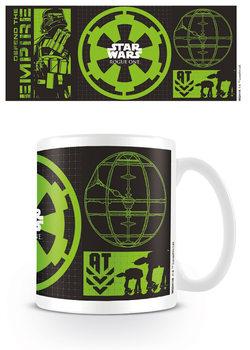 Lotr 1. Gwiezdne wojny: historie - Empire Side Kubek