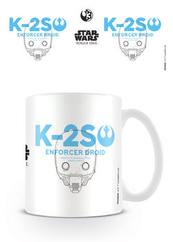Lotr 1. Gwiezdne wojny: historie - K-2S0 Kubek