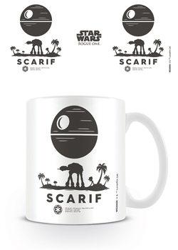 Lotr 1. Gwiezdne wojny: historie - SCARIF Symbol Kubek