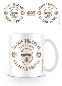 Lotr 1. Gwiezdne wojny: historie - SCARIF Trooper Kubek