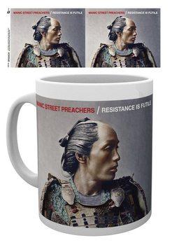 Manic Street Preachers - Resistance Kubek