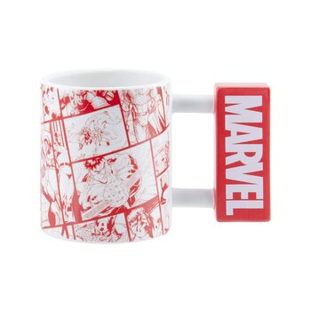 Kubek Marvel - Logo