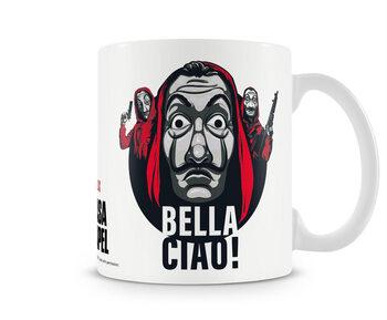 Kubek Money Heist - Bella Ciao!