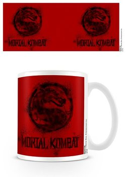 Mortal Kombat - Distressed Kubek