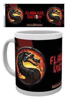 Mortal Kombat - Logo Kubek