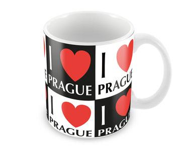Prag - I love Praguea - I love Prague Kubek