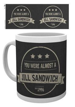 Resident Evil - Jill Sandwich Kubek