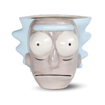 Rick & Morty - Rick Head Kubek