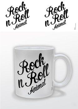 Rock N Roll Animal Kubek