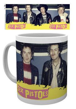 Sex Pistols - Band Kubek